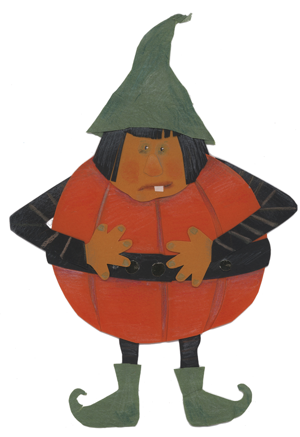 Pumpkin guy by Dorothy Donohue, children's book illustrator
