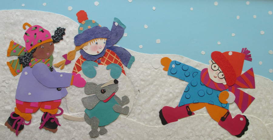 Frozen Noses by Dorothy Donohue